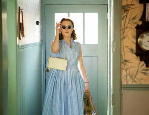 """Saoirse Ronan som Eilis i """"Brooklyn"""""""