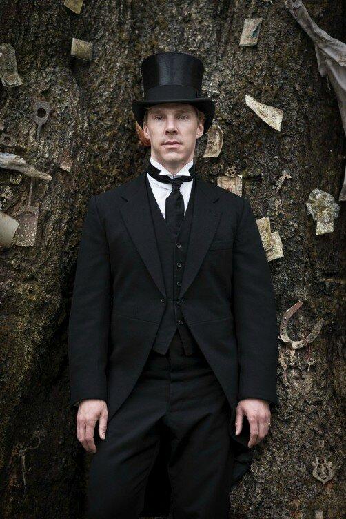 Bendict Cumberbatch som den forpinte Christopher Tietjens