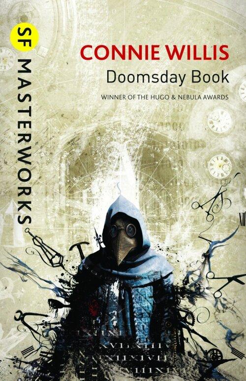 Coverfotoet til Doomsday Book av Connie Willis