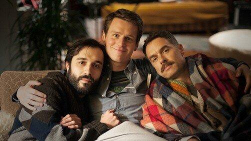 """Augustín, Patrick og Dom i """"Looking"""""""
