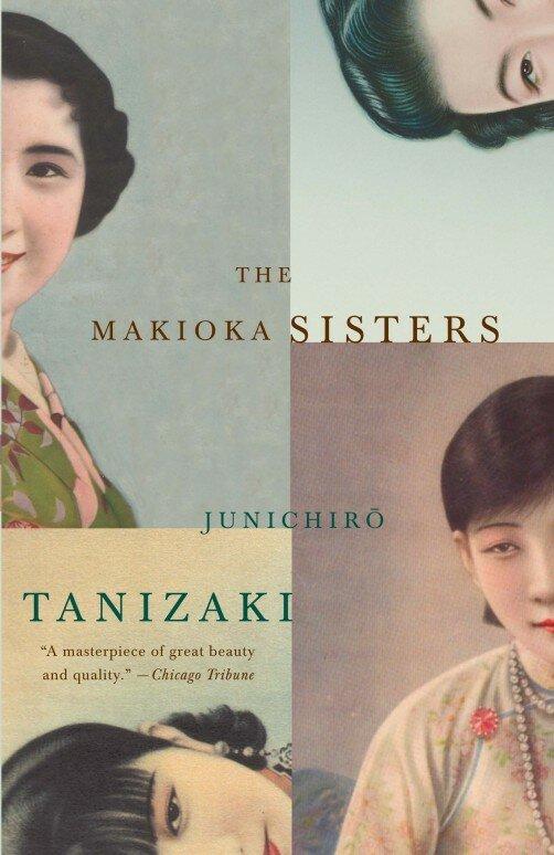 Søstrene Makioka av Junichiro Tanizaki