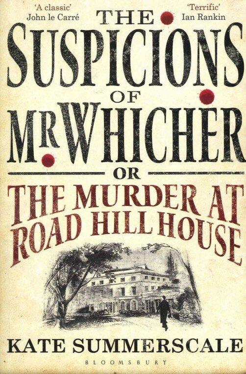 Coveret til The Suspicions of Mr Whicher